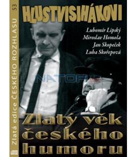 ZLATÝ VĚK ČESKÉHO HUMORU HLUSTVISIHÁKOVI CD