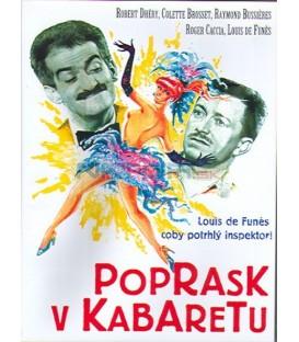 Poprask v kabaretu 1954 ( Peek-a-boo) DVD