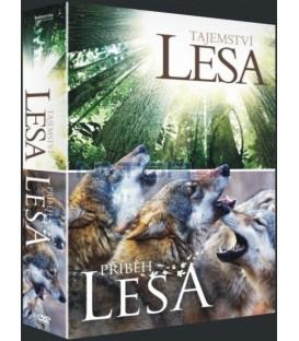 Les kolekce (Příběh lesa + Tajemství lesa) - 2 DVD