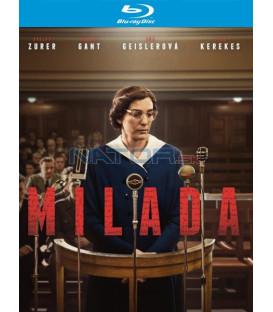 Milada 2017 Blu-ray