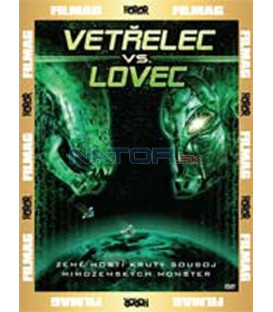 Vetřelec vs. Lovec (AVH: Alien vs. Hunter) DVD