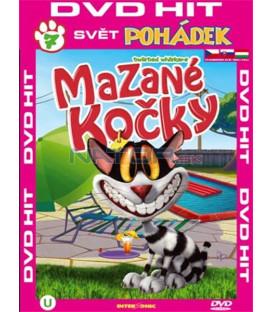 Mazané kočky 7 (The Twisted Whiskers) DVD