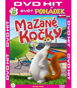 Mazané kočky 8 (The Twisted Whiskers) DVD
