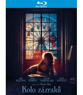 Kolo zázraků 2017 (Wonder Wheel) Blu-ray