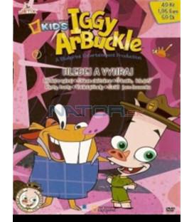 Iggy Arbuckle - DVD 7 - Hledej a vyhra (Iggy Arbuckle) DVD