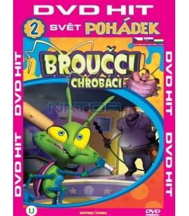 Broučci 2 (Bug Rangers) DVD