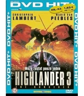 Highlander 3 (Highlander 3: The Sorcerer) DVD