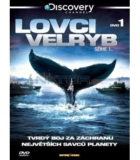 Lovci velryb - DVD 1 (Whale Wars, Season 1)