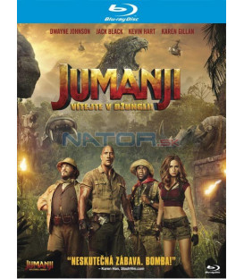 JUMANJI: VÍTEJTE V DŽUNGLI! (Jumanji: Welcome to the Jungle) BLU-RAY