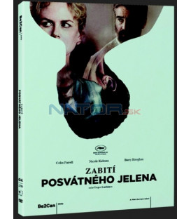 Zabití posvátného jelena 2017 (The Killing of a Sacred Deer) DVD
