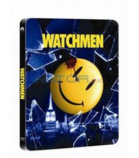 Strážci - Watchmen 2009 - Blu-ray steelbook