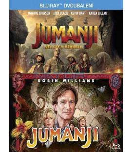 Jumanji kolekce (Jumanji 1995, Jumanji: Vítejte v džungli) 2xBlu-ray
