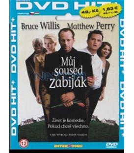 Můj soused zabiják (The Whole Nine Yards) DVD