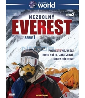 Nezdolný Everest - DVD 3 (Everest: Beyond the Limit) DVD