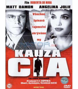 Kauza C.I.A. (The Good Shepherd) DVD
