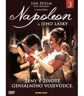 Napoleon a jeho lásky 3 (Napoleon & Love) DVD
