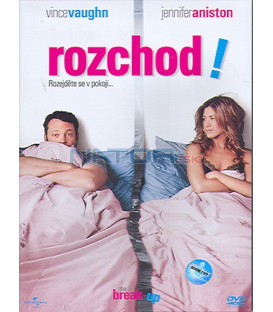 Rozchod! (The Break-Up) DVD