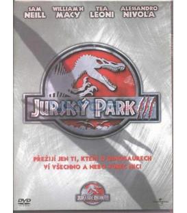 Jurský Park 3 DVD (Jurassic Park 3) DVD