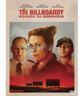 Tři billboardy kousek za Ebbingem 2017 (Three Billboards Outside Ebbing, Missouri) DVD
