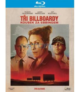 Tři billboardy kousek za Ebbingem 2017 (Three Billboards Outside Ebbing, Missouri) Blu-ray