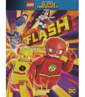Lego DC Super hrdinové: Flash 2016 (Lego DC Super Heroes: The Flash) DVD