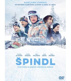 Špindl DVD (SK obal)