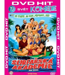 Surfařská akademie (Surf School) DVD