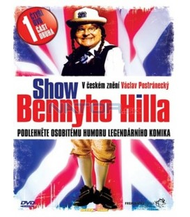 Show Bennyho Hilla série 2 dvd 1 (The Benny Hill Show) DVD
