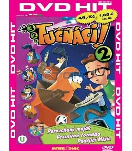 Tucnaci! 2 (penguins) DVD