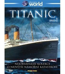 Titanic 1   (Titanic) DVD