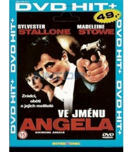 Ve Jménu Angela (Avenging Angelo) DVD