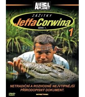 Zážitky Jeffa Corwina - série 1 - disk 1 (The Jeff Corwin Experience, Season 1)