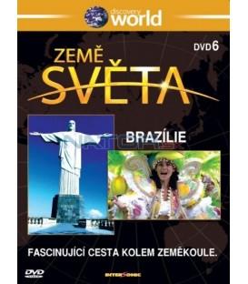Země světa 6 - Brazílie (Discovery Atlas) DVD