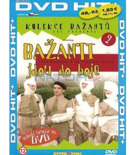 Bažanti jdou do boje (Bidasses sen vont en guerre, Les) DVD