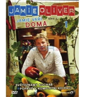 Jamie Oliver - série 3. - Jamie vaří doma - disk 1(Jamie at Home)