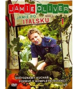 Jamie Oliver - série 2. - Jamie po italsku - disk 1(Jamie´s Great Escape: Italian)