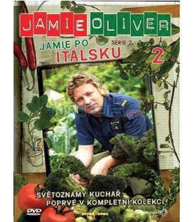 Jamie Oliver - série 2. - Jamie po italsku - disk 2(Jamie´s Great Escape: Italian)