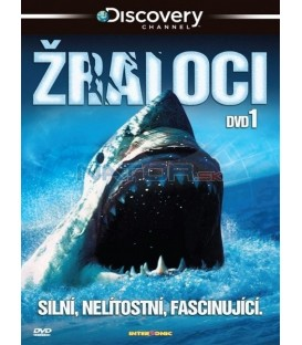 Žraloci - DVD 1 (Sharks)
