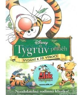 Tygrův příběh - vydání k 10. výročí (The Tigger Movie: 10th Anniversary Edition)
