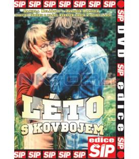 Léto s kovbojem DVD