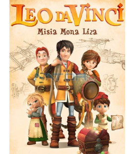 Leo da Vinci: Misia Mona Lisa 2017 (Leo Da Vinci: Mission Mona Lisa) DVD