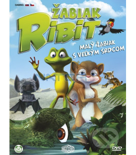 Žabiak Ribit 2014 (Ribbit) DVD