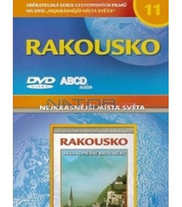 Nejkrásnější místa světa 11 - Rakousko DVD