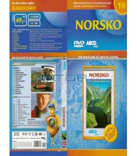 Nejkrásnější místa světa 10 - Norsko DVD