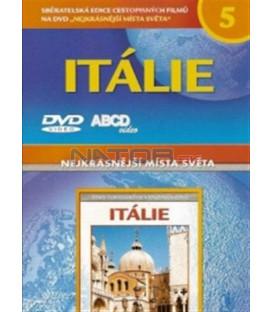 Nejkrásnější místa světa 5 - Itálie DVD