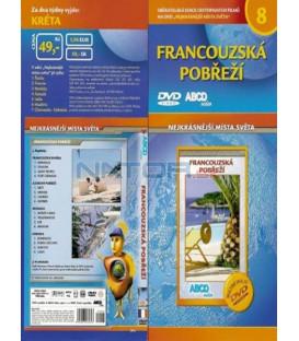 Nejkrásnější místa světa 8 - Francouzská pobřeží DVD