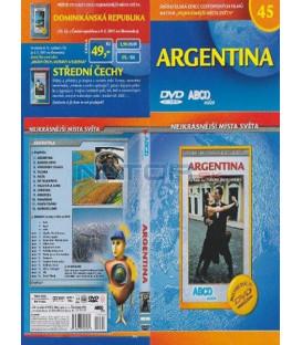 Nejkrásnější místa světa 45- Argentina DVD