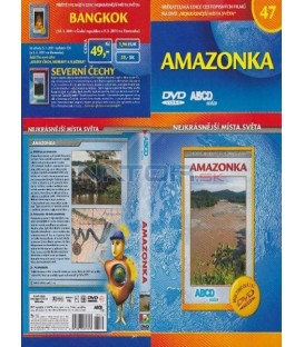 Nejkrásnější místa světa 47- Amazonka DVD