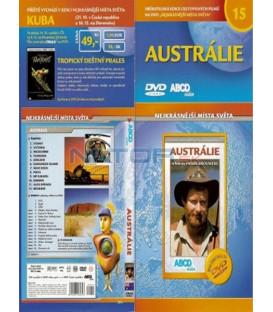 Nejkrásnější místa světa 15- Austrálie DVD