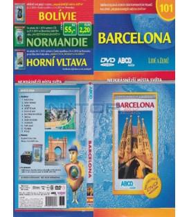 Nejkrásnější místa světa 101- Barcelona DVD